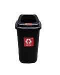 Kosz SORTBIN 45L Black-Red